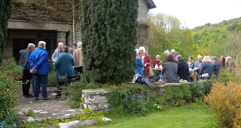 Brecknock Society Meeting in Llangynydr
