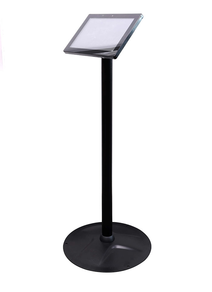 Digital touch-screen terminal - tablet and stand