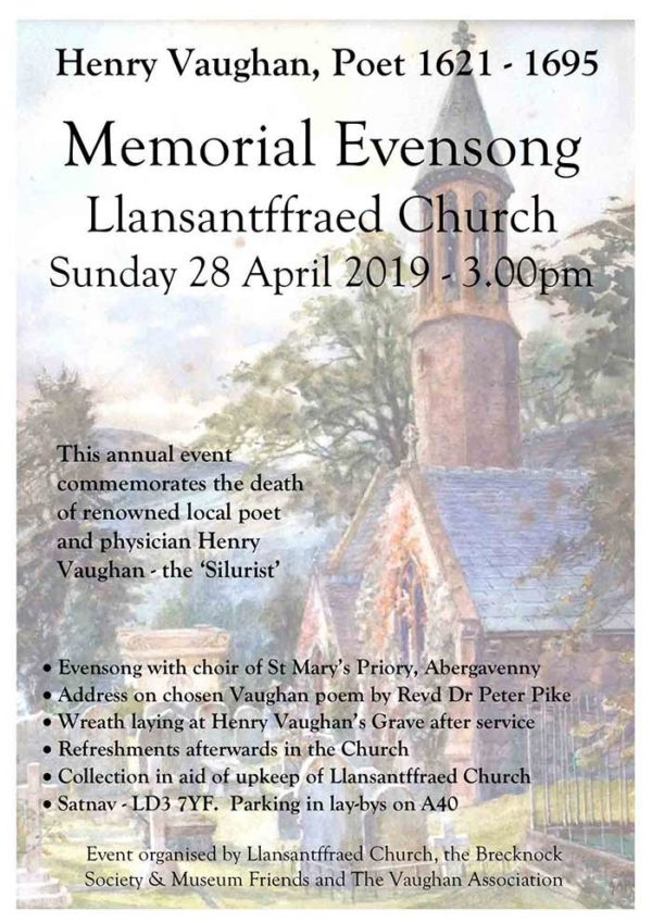 enry-Vaughan-Memorial-Event-2019-poster
