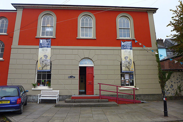 The Muse arts and community venue in Brecon, Powys.