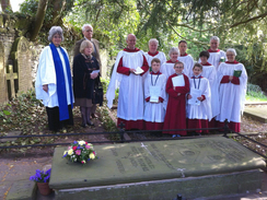 Memorial Event for Henry Vaughan in 2015