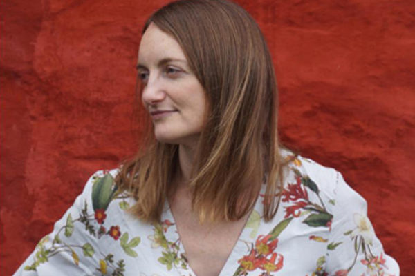 Ailbhe Darcy, Winner-of the Roland Mathias-Prize for Poetry 2019